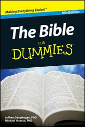 The Bible For Dummies®, Mini Edition
