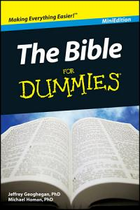 The Bible For Dummies    Mini Edition Book