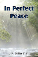 In Perfect Peace PDF