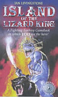 Island of the Lizard King PDF