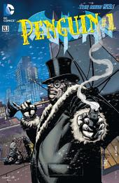 Batman feat Penguin (2013-) #23.3