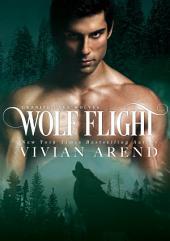 Wolf Flight: Northern Lights Edition