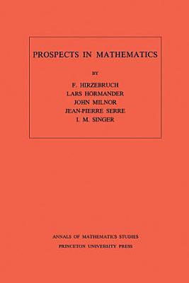 Prospects in Mathematics PDF