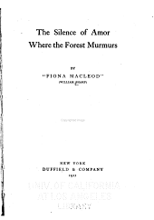 The Silence of Amor: Where the Forest Murmurs