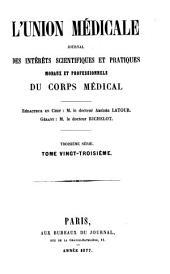 L'UNION MEDICALE JOURNAL