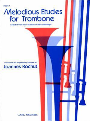 Melodious Etudes for Trombone PDF