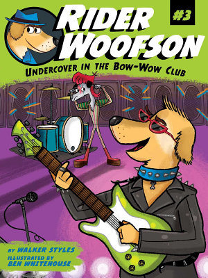 Undercover in the Bow Wow Club PDF