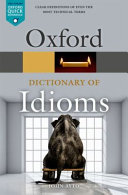 Oxford Dictionary of Idioms PDF