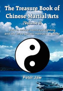 The Treasure Book of Chinese Martial Arts  Volume I  PDF
