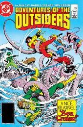 Adventures of the Outsiders (1986-) #37