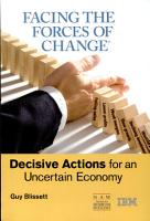 Facing the Forces of Change PDF