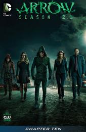 Arrow: Season 2.5 (2014-) #10