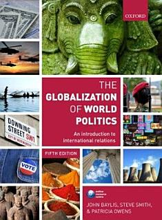 The Globalization of World Politics Book