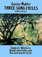 Three Song Cycles in Vocal Score PDF