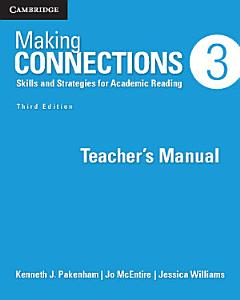 Making Connections Level 3 Teacher's Manual