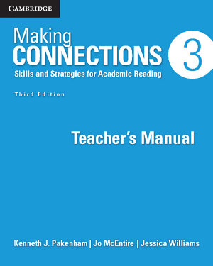 Making Connections Level 3 Teacher s Manual PDF