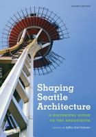 Shaping Seattle Architecture PDF