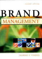 Brand Management PDF
