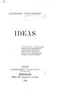 Ideas   Chiefly in verse  Edited by A  de Castro   PDF