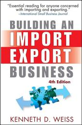 Building an Import / Export Business: Edition 4