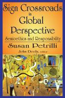 Sign Crossroads in Global Perspective PDF