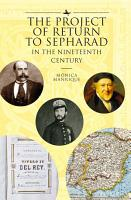 The Project of Return to Sepharad in the Nineteenth Century PDF