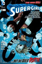 Supergirl (2011-) #12
