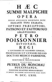 Opera omnia... tomis duobus comprehensa