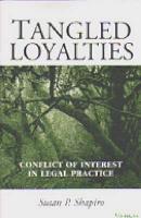 Tangled Loyalties PDF