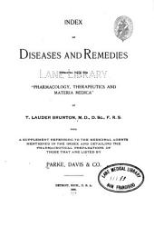 Index of disease and remedies