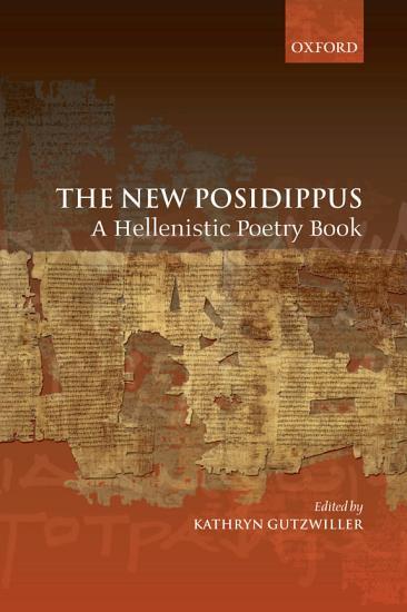 The New Posidippus PDF