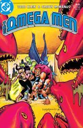 The Omega Men (1983-) #28