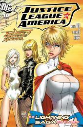 Justice League of America (2006-) #10