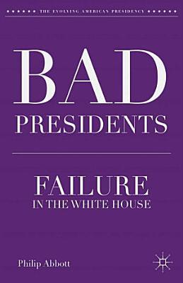 Bad Presidents PDF