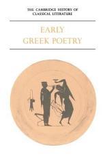 The Cambridge History of Classical Literature PDF