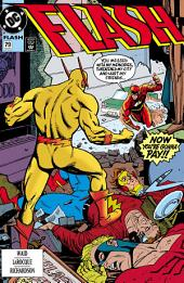The Flash (1987-) #79