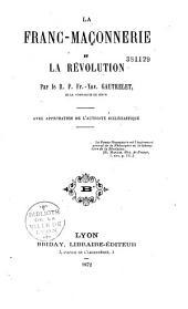 La franc-maçonnerie et la Révolution