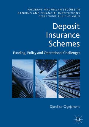 Deposit Insurance Schemes PDF