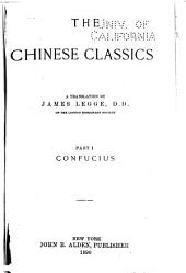 The Chinese Classics: Volumes 1-2