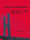 College Prep Math Workbook