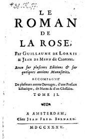 Le Roman de la Rose: Volume 2