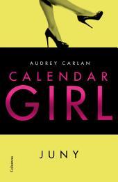Calendar Girl. Juny