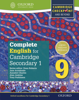 Complete English for Cambridge Lower Secondary 1  Stage 9 PDF