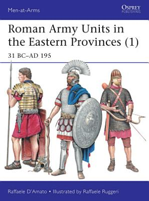 Roman Army Units in the Eastern Provinces  1  PDF