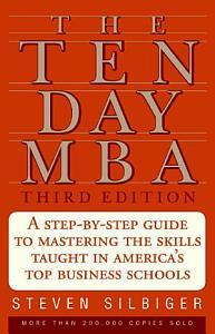 The Ten Day MBA 3rd Ed  PDF