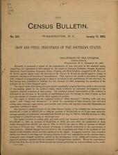 Census Bulletin: Issue 347