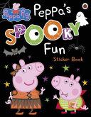 Peppa Pig  Peppa s Spooky Fun Sticker Book PDF