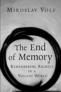 The End of Memory Book