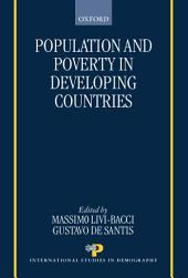 Population and Poverty in the Developing World