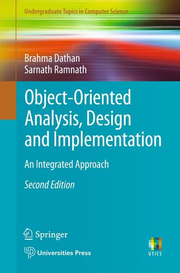 Object Oriented Analysis  Design and Implementation PDF